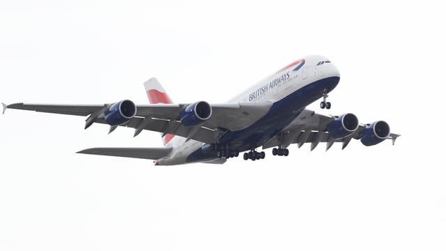 Eine BA-Maschine.