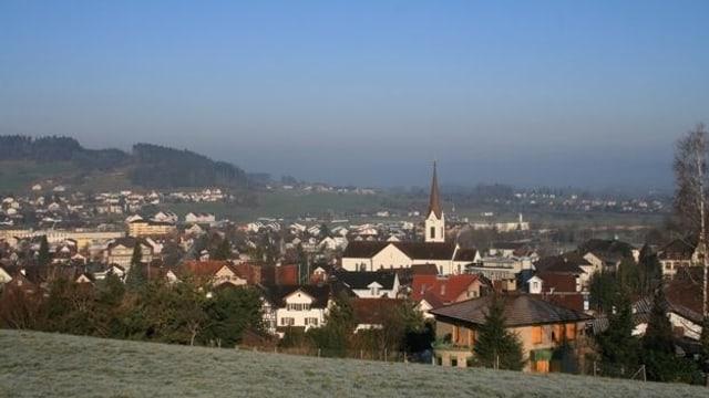 Dorf Sirnach