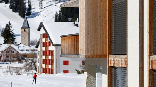 Zweitwohungen in Graubünden
