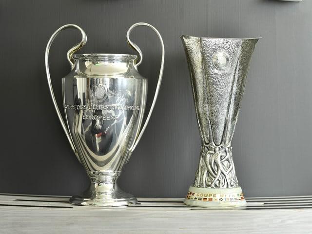 CL- und EL-Pokal