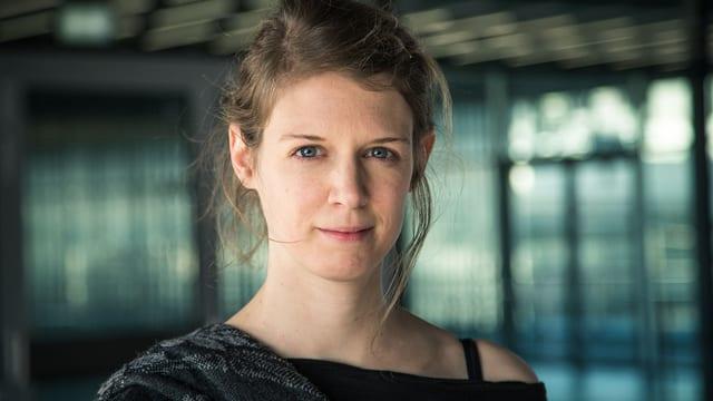 Porträt von Romana Friedli