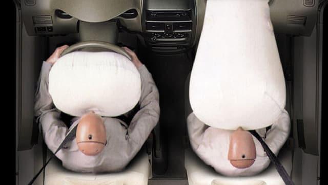 So schützen Sie sich vor dem Airbag