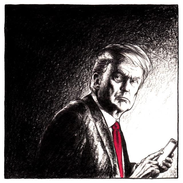 Illustraziun Trump.