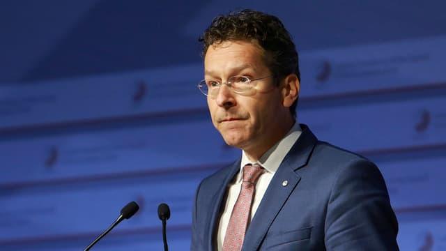 Il schef da la gruppa da l'euro, Jeroen Dijsselbloem