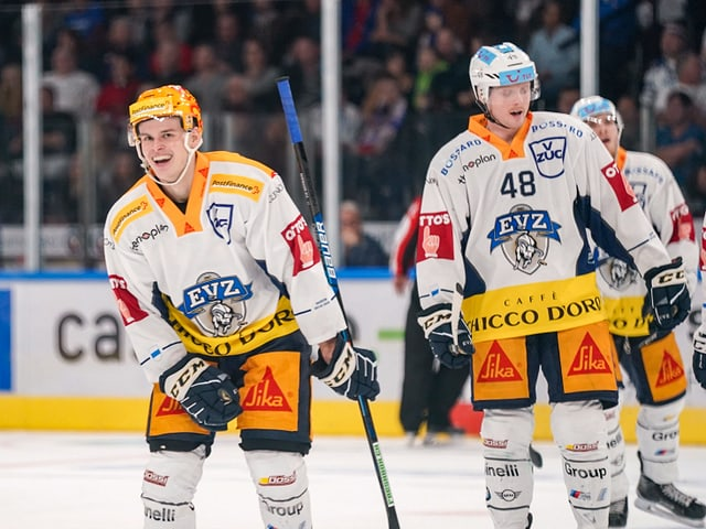 Zug schlägt den ZSC mit 4:3 - Hofmann und Klingberg zähmen die Löwen