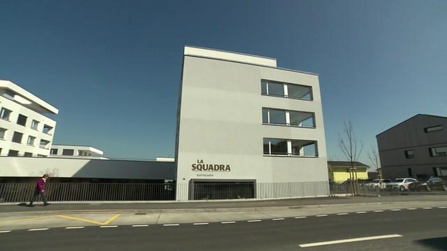 Video «Kanton Luzern – Tag 5 – La Squadra, Neuenkirch» abspielen