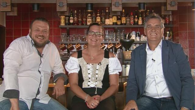 Video «Kanton Wallis – Tag 4 – Restaurant Morgenrot, Embd (WH)» abspielen