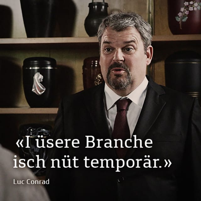 Mike Müller als Luc Conrad