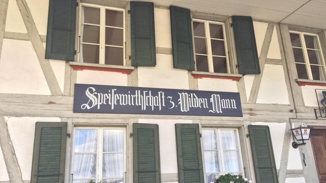 Der Gasthof.