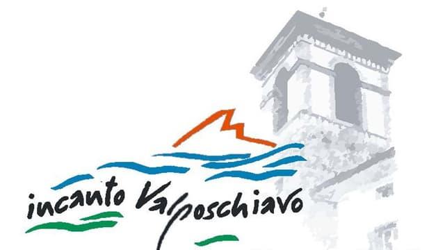Il logo da la festa da chant districtuala a Poschiavo
