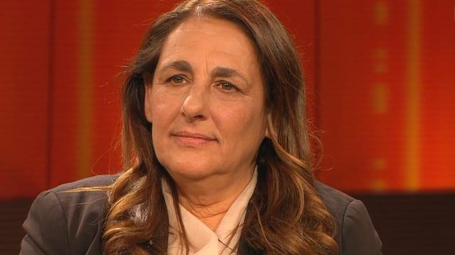 Porträt Jacqueline Badran