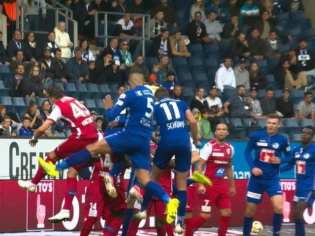 Wende zum 3:1-Heimsieg - Luzern schlägt Sion mit Köpfchen