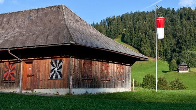 Schützenhaus.
