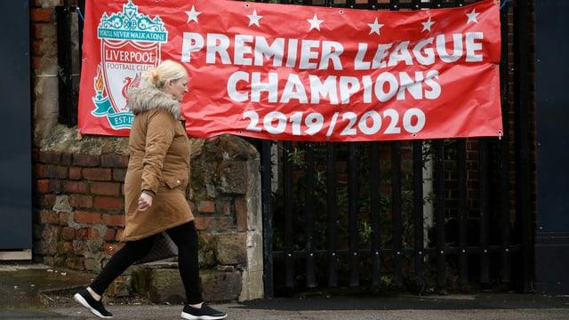 Druck der Politik auf Premier League wächst
