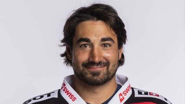 Hockey: Andres Ambühl avant ses 16avels campiunadis mundials