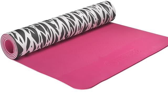 Yogamatte Bodyshape Zebra