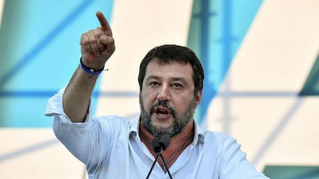 Salvini fordert eine Milliarde Euro Soforthilfe