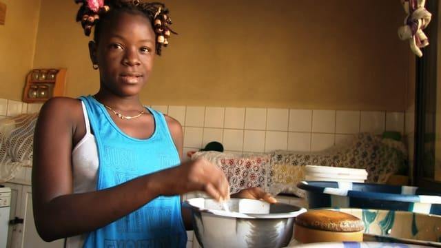 Video «Aminata möchte Ingenieurin werden» abspielen