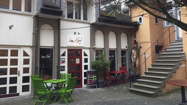 Video «Restaurant Savi im Hof in Zug - Tag 4» abspielen