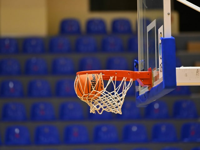 Symbolbild Basketball