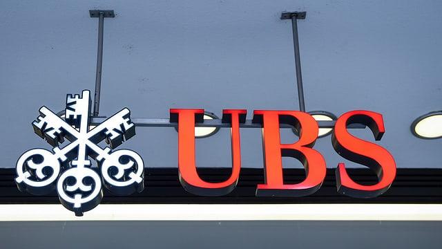 Logo da la banca UBS