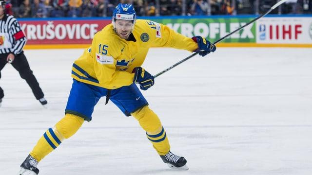 Mattias Sjögren.