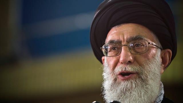 ayatollah ali chamenei en discurs