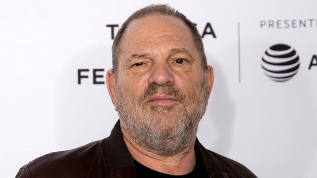 Porträt von Harvey Weinstein