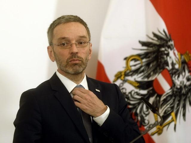 Herbert Kickl FPÖ