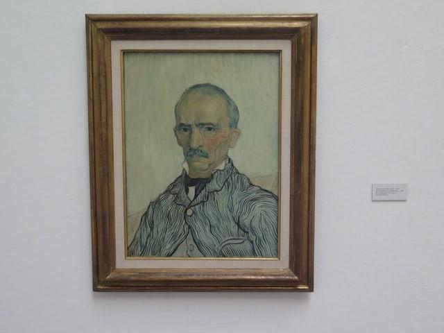 Ein Gemälde, gemalt von Van Gogh.