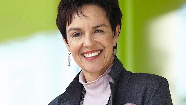 Monica Gschwind im Portrait