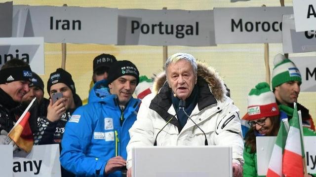 Gian Franco Kasper.