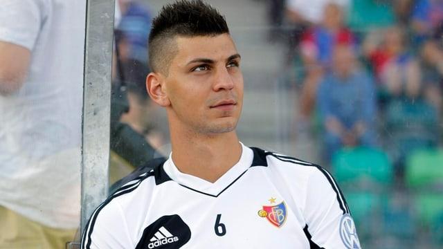 Aleksandar Dragovic zieht es in die Ukraine zu Dynamo Kiew.
