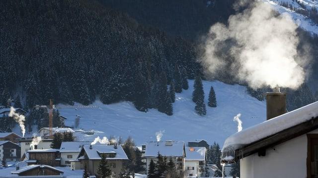 I vegn considerà che CO-2 ha ina gronda influenza sin la midada dal clima.