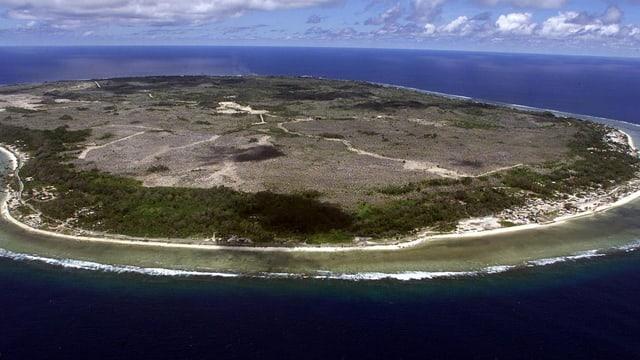 Die Insel Nauru