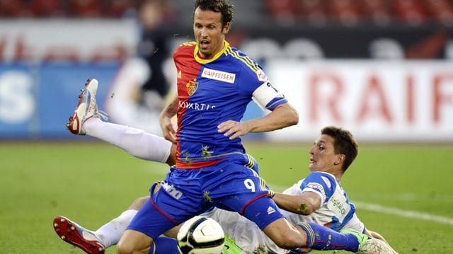 Kann GC dem FC Basel ein Bein stellen?