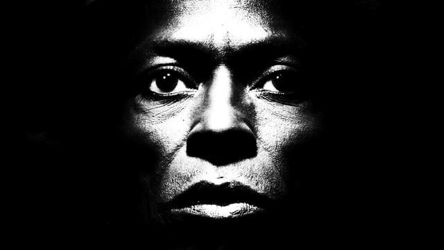 Portrait Miles Davis