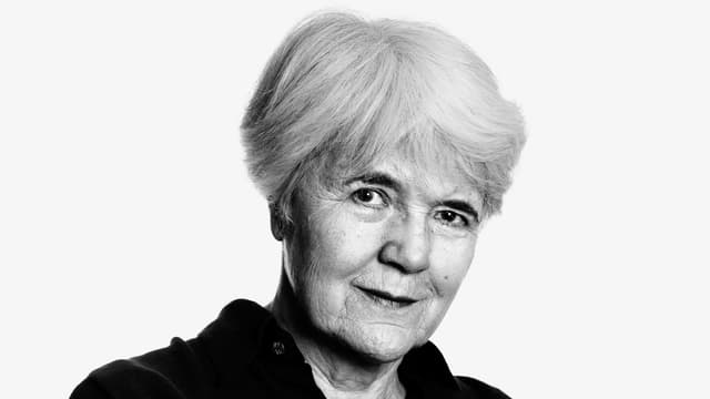 Porträt der Autorin Eleonore Frey