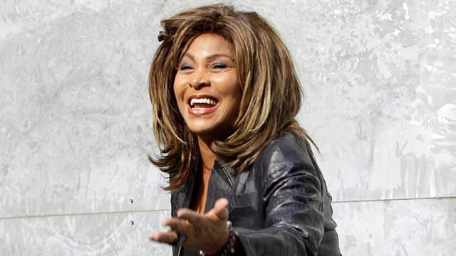 Tina Turner, seit Kurzem Schweizerin.