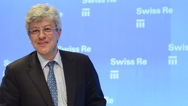 Swiss-Re-CEO Michel Liès