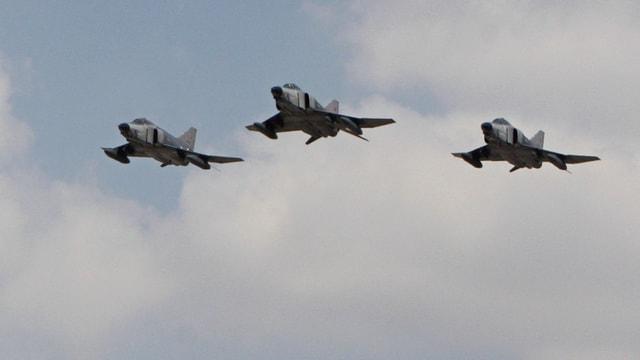 Aviuns militars da la Tirchia han attatgà posiziuns da la PKK.