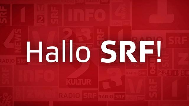 «Hallo SRF!» bietet Ihnen noch viel mehr