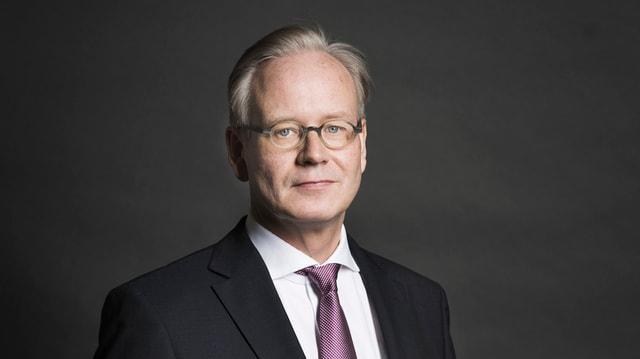 NZZ-Chefredaktor Eric Gujer.