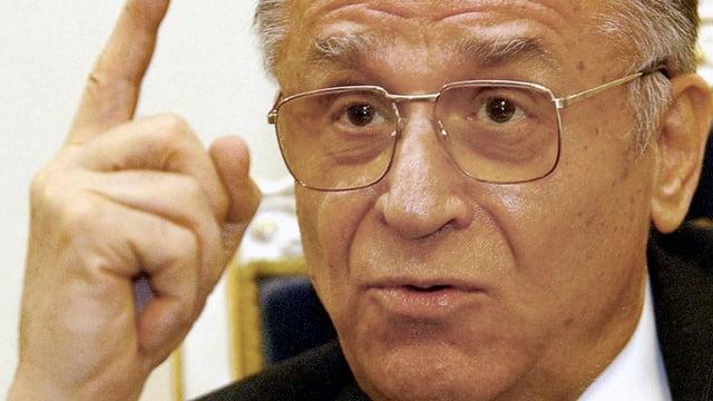Ion Iliescu im Jahr 2004