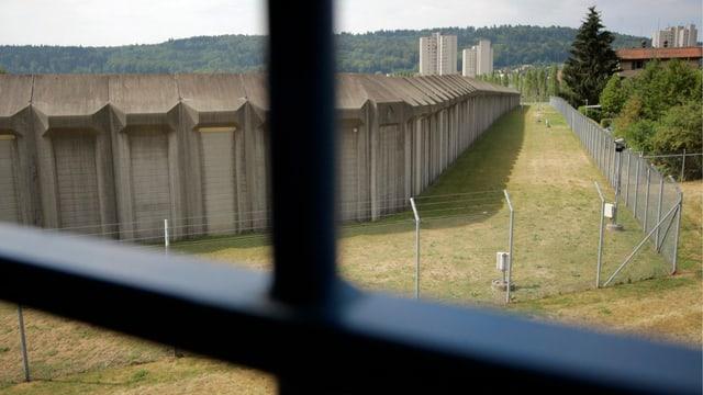 Die Verwahrungsabteilung in der Strafanstalt Pöschwies.