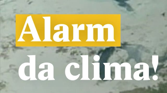 Laschar ir video «Alarm da clima!»