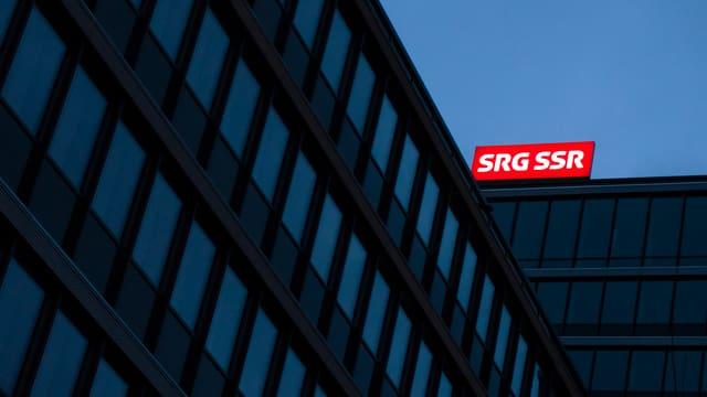 La sedia principala da SRG SSR
