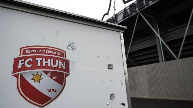 Der FC Thun ächzt unter der Stadion-Miete.