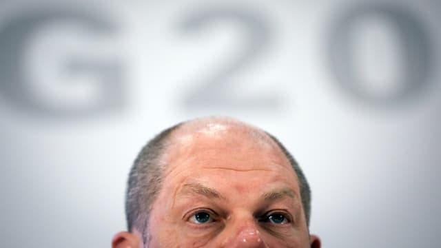 Portrait Scholz.