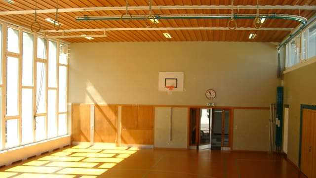 Turnhalle im Domleschg